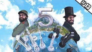 Tropico 5 #13 - Plattenbau an Plattenbau ★ Let's Play Tropico 5