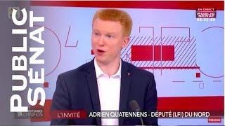 Invité : Adrien Quatennens - Territoires d'infos (19/06/2019)