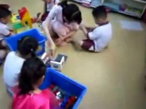 VIDEO TIET HOC SANG TAO LOP CHOI