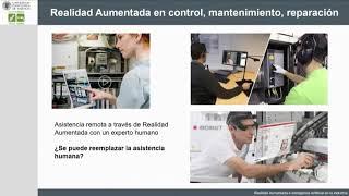 AR + AI   Jornadas IA Alcoi 2020