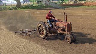 Pierwsze prace w polu - Farmer's Dynasty (#4)