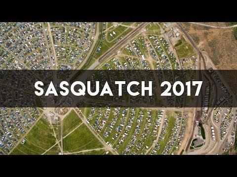Sasquatch! Music Festival | 2017