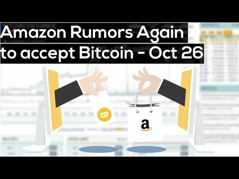 When Will Amazon Accept Bitcoin ?