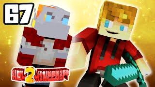 Minecraft: How 2 Minecraft! (Season Two) 'Nooch Battle?' Episode 67 (Minecraft 1.8 SMP)