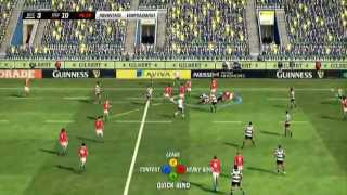 Barbarians FC v British & Irish Lions - Rugby Challenge 2