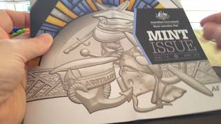 What is the Royal Australian Mint minting?