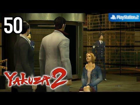 Yakuza 2 【PS2│PCSX2】 #50 │ Chapter 6 - Plots and Schemes