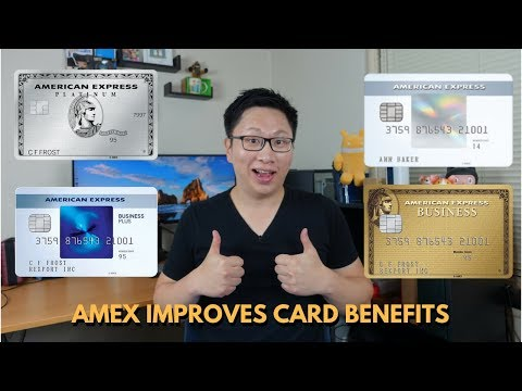 Positive Changes: American Express Improves Benefits