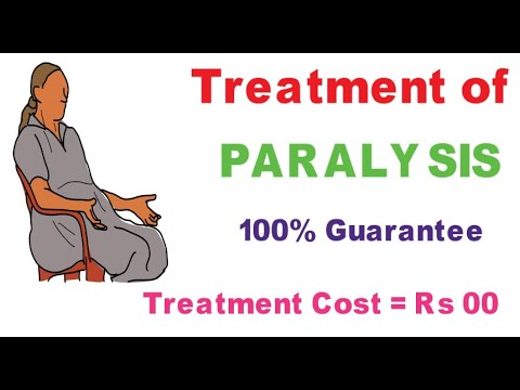Paralysis treatment with 100% Guarantee