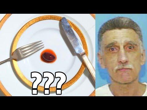 10 Strangest Death Row Meals