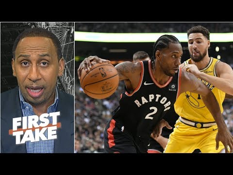 Kawhi, Raptors are best suited to beat the Warriors – Stephen A. | First Take