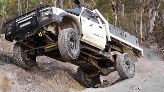 4x4 @ Fire Truck Hill