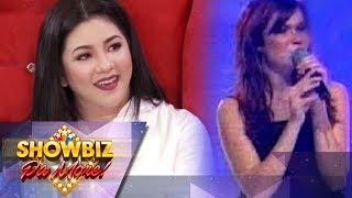 Showbiz Pa More: Regine Velasquez-Alcasid meets Mandy Moore