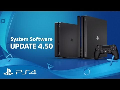 PlayStation 4 mega-update brings HDD support, PS4 Pro 'Boost