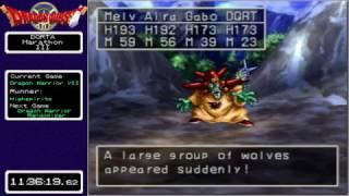 Dragon Quest RTA Marathon III - Dragon Warrior VII (PS1) Part 2