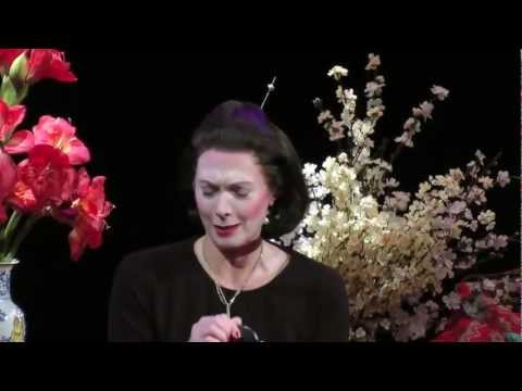 """Vocabulary Lessons with Diana Vreeland of """"Full Gallop"""""""