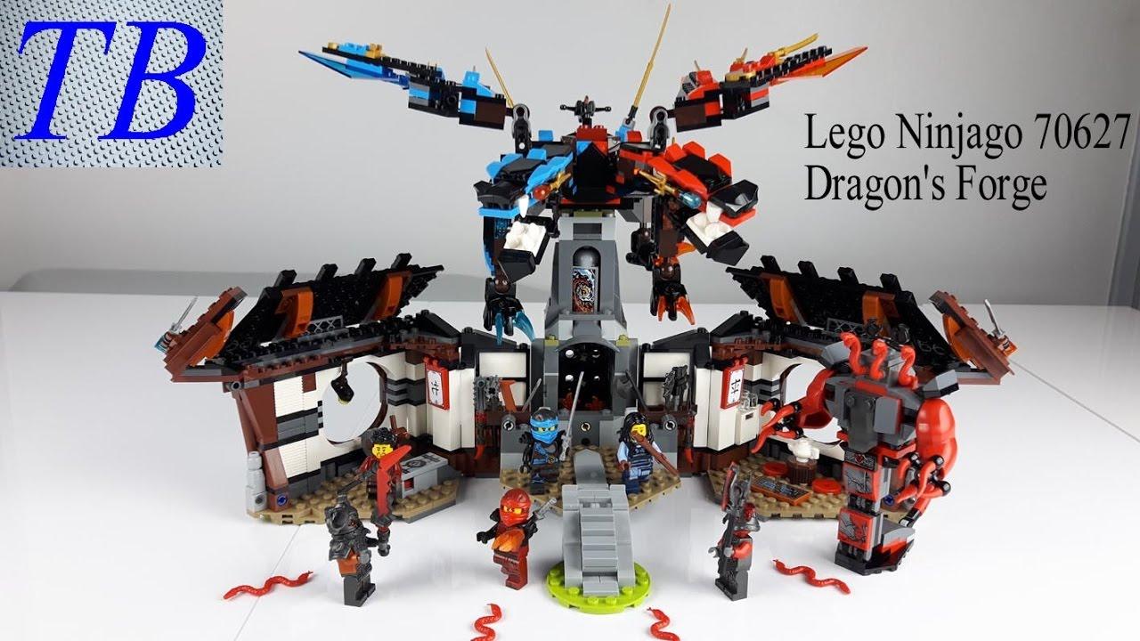 Данная инструкция на русском языке предназначена для конструктора Lego  70627 Dragon's Forge (Кузница Дракона), описывает принцип работы и основные моменты эксплуатации устройства. Производитель настойчиво рекомендует перед включением конструктора Lego...