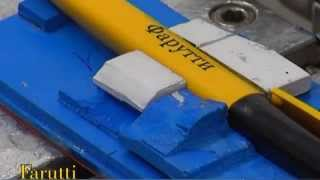 Тампопечать - нанесение логотипа Фаррути. ЮСОН.(Пример нанесения тампопечати с логотипом