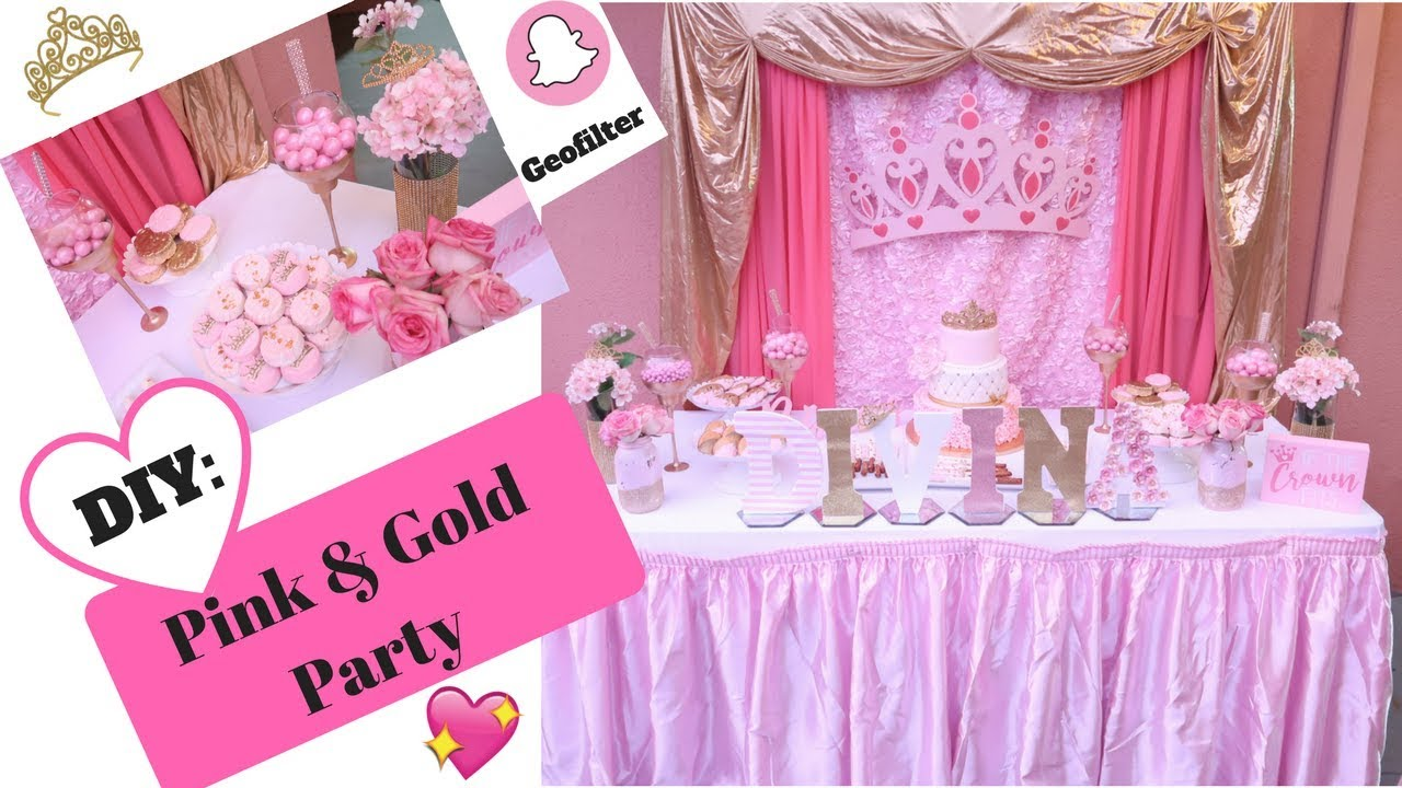 princess party diy - Madran kaptanband co