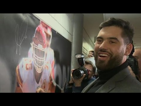 Canadian Laurent Duvernay-Tardif opts out of 2020 NFL season image