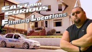 WE TOUR FAST AND FURIOUS FILMING LOCATIONS IN LA! *AND PLAYED CLAW MACHINES!!