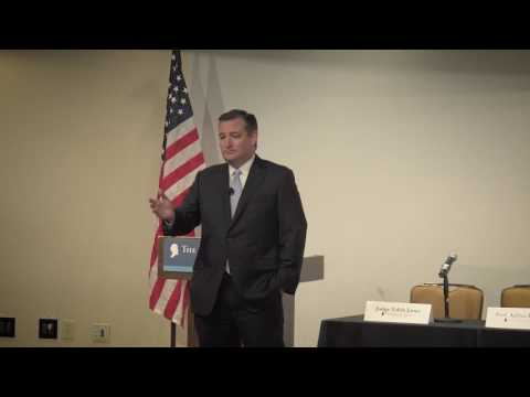Senator Ted Cruz [Keynote Address]