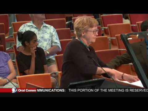 Cupertino City Council - Resident Speaks out on the Vallco Advisory Committee