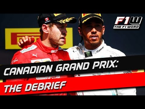 The Debrief: Canada