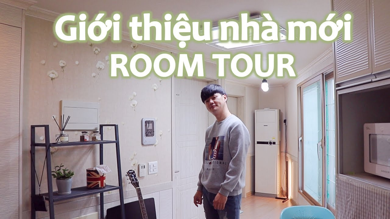 [ROOM TOUR] Nhà của một chàng trai độc thân Hàn Quốc trông như thế nào?