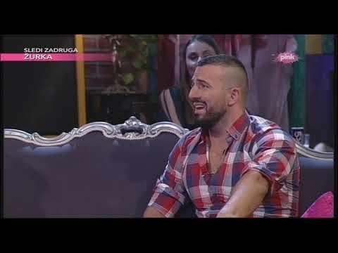 Da li se Vladimir Tomović kaje zbog udaranja Aleksandre Subotić? (Ami G Show S11)