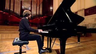 Krzysztof Książek – Mazurka in B flat major Op. 7 No. 1 (second stage)