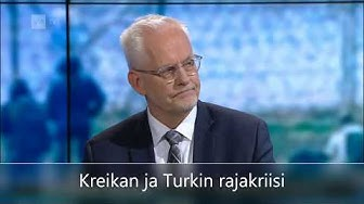 Europarlamentaarikot Kreikan ja Turkin rajakriisistä