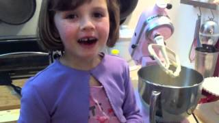 Cooking With Sienna: Healthy Almond Butter Cookies (kid-friendly Recipe)