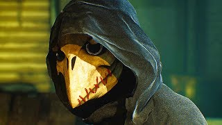 The Quiet Man - 40 Minute Gameplay Demo PS4 (2018)