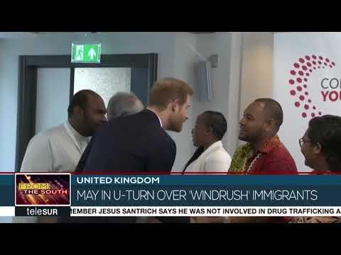UK Admits Mistreatment of Caribbean Immigrants