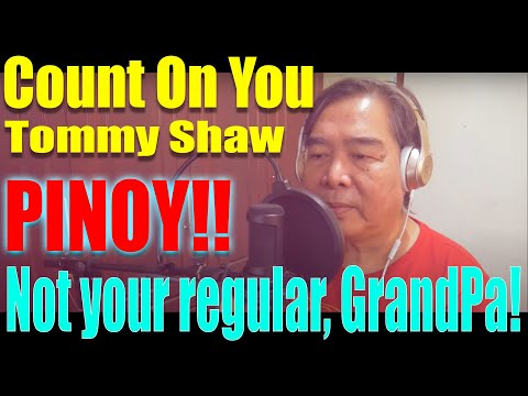 Count On You - Tommy Shaw (Philip Arabit Cover)