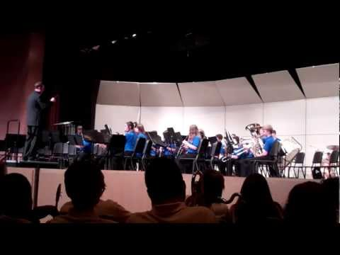 Merrill Middle School 8th Grade Band - The Great American Frontier