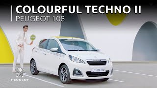 Peugeot 108 x Mika | Colorful Technology II thumbnail