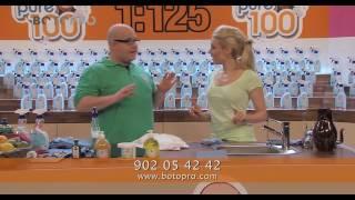 PURE 100, el limpiador ecológico | www.botopro.com ✓