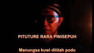 Download Video Pitutur poro pinisepuh MP3 3GP MP4