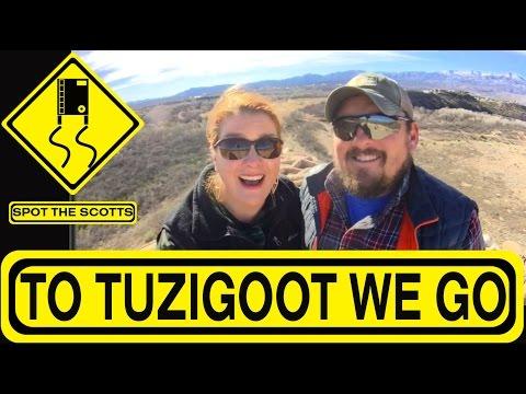 SpotTheScotts: TUZIGOOT National Monument Arizona ~ RV LIFE {#201}