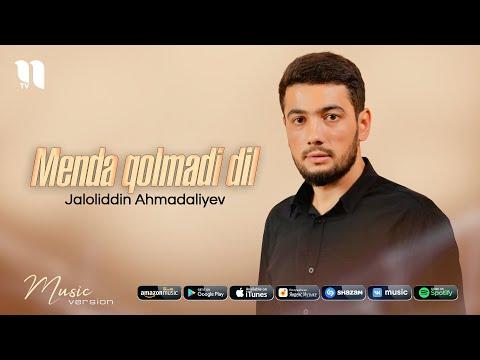 Jaloliddin Ahmadaliyev - Menda qolmadi dil (audio 2021)