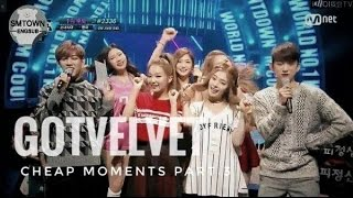 GOT7 & RED VELVET CHEAP MOMENTS PART 3