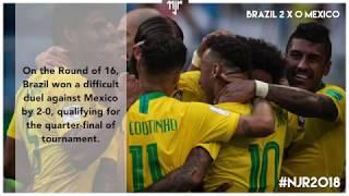 Retrospectiva Neymar Jr. 2018 - Parte 1