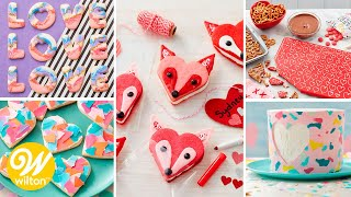 5 Cute Valentine's Day Dessert Ideas | Wilton