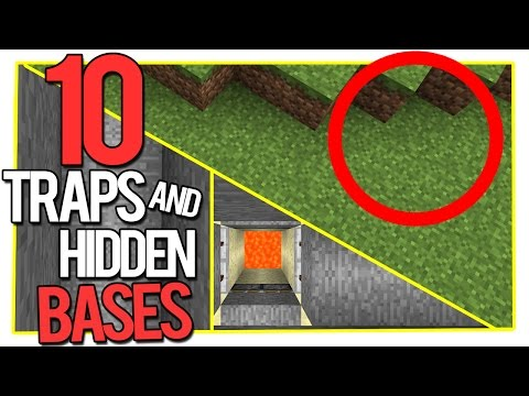 10-minecraft-traps-and-hidden-bases