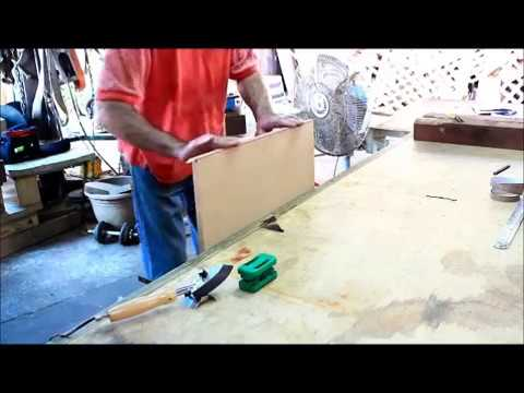How To Remove Veneer Edging