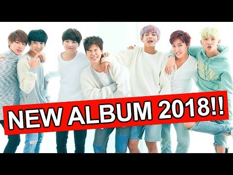 BTS NEW LOVE YOURSELF ALBUM 2018?