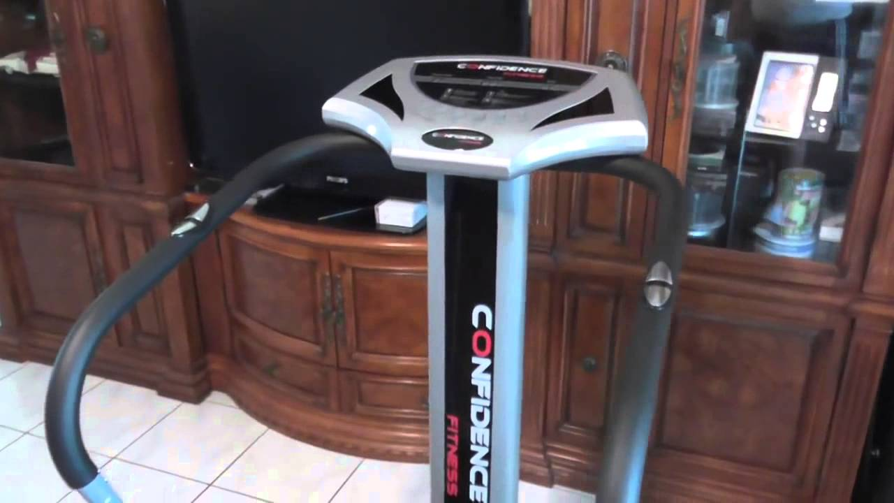 confidence vibration platform fitness machine