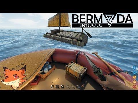 BERMUDA - LOST SURVIVAL [FR] Survivre en pleine mer et construire son radeau !